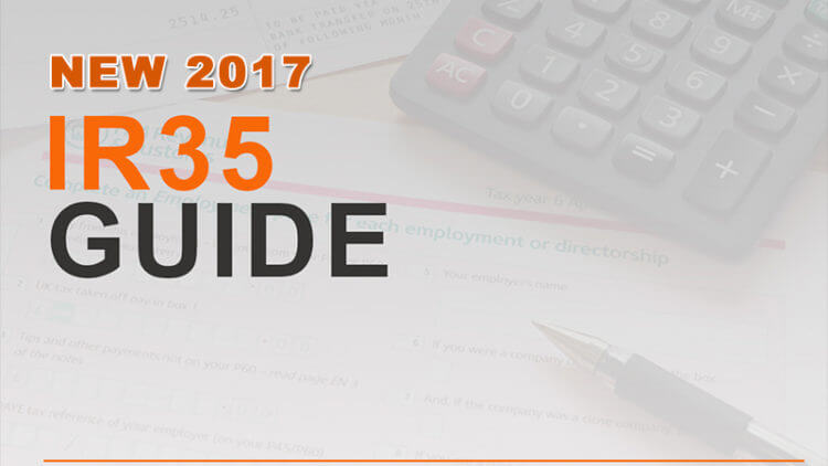 HMRC's 'New' IR35 Rules 2017